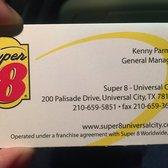 Super 8 Universal City 10 s & 16 Reviews Hotels