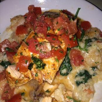 Photo Of Olive Garden Italian Restaurant   Concord, NC, United States.  Salmon Bruschetta