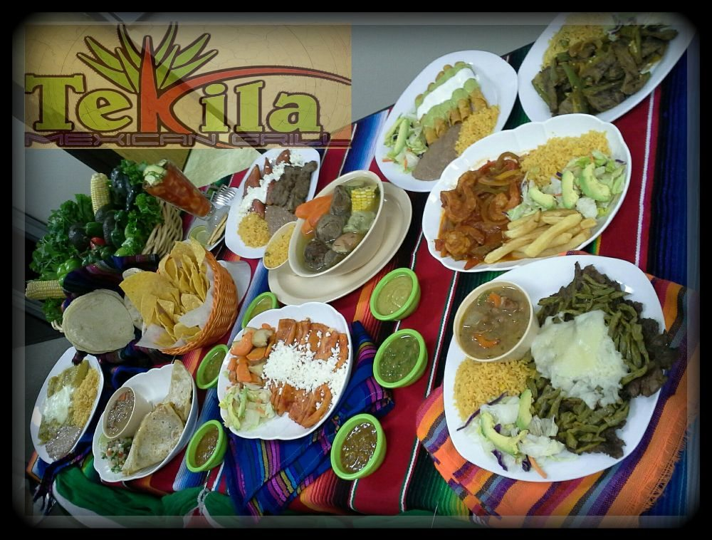 Tekila Mexican Grill: 2920 Tidwell Rd, Houston, TX