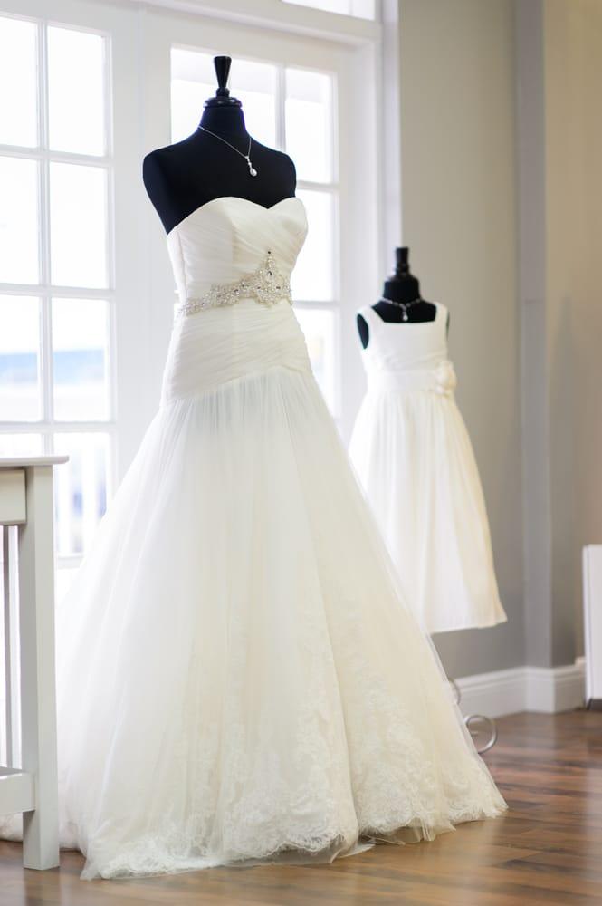Wedding Dress Ping Nyc Yelp : Photo of the white closet tampa fl united states