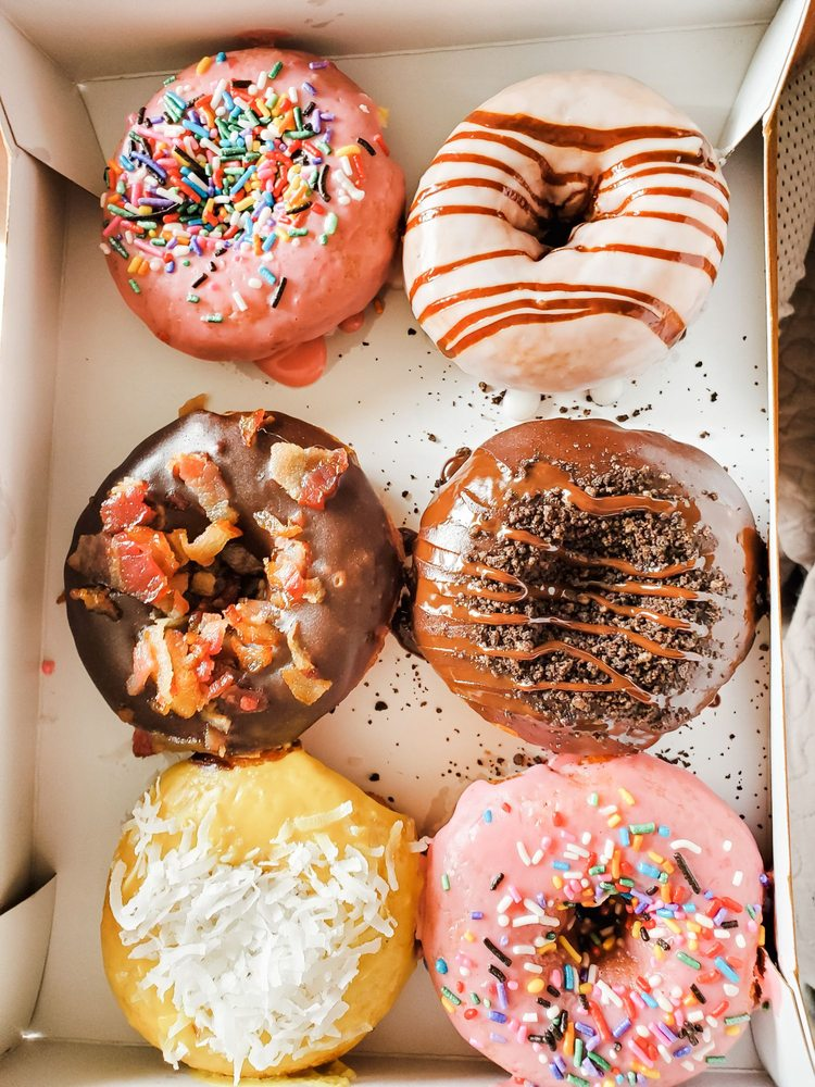 Duck Donuts: 3765 Belt Line Rd, Addison, TX
