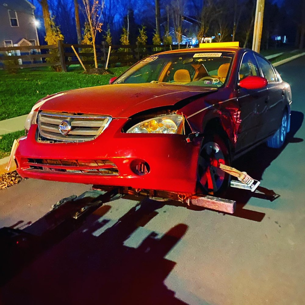 Towing business in Glenside, PA
