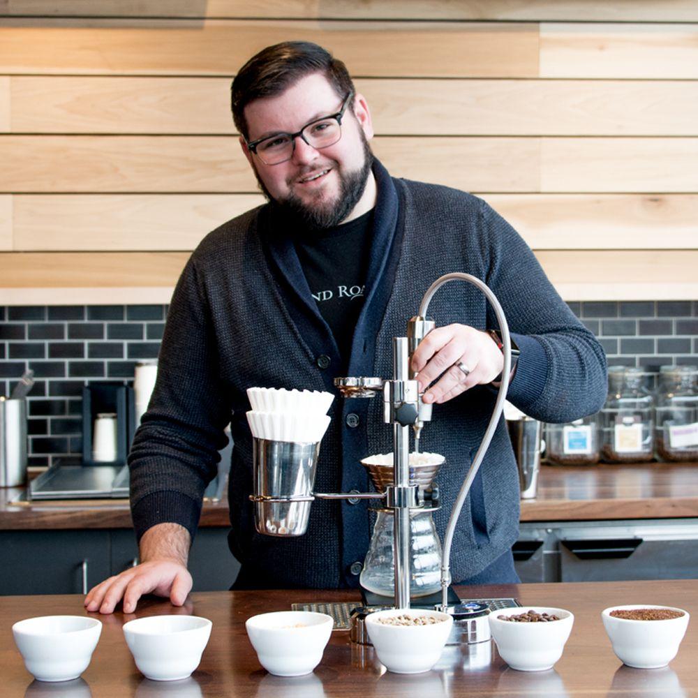 Portland Roasting Coffee: 815 SE Oak St, Portland, OR