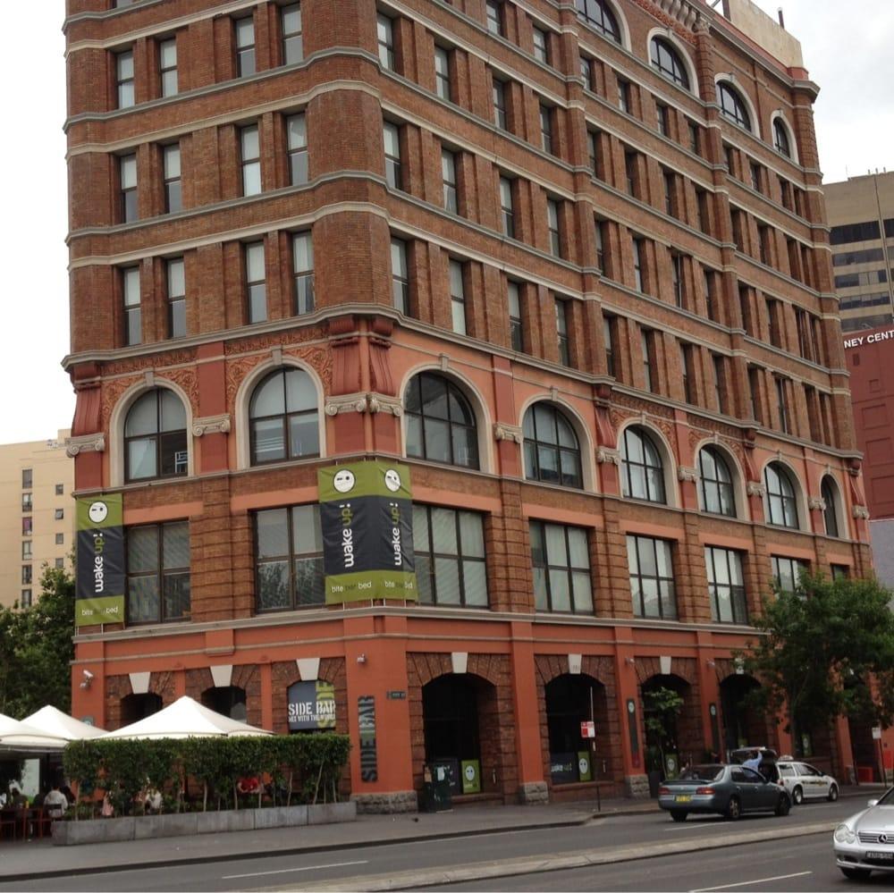 wake up sydney central 20 reviews hostels 509 pitt. Black Bedroom Furniture Sets. Home Design Ideas