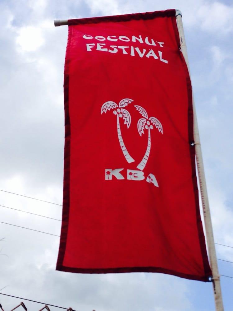 Coconut Festival: 4-1464 Kuhio Hwy, Kapaa, HI