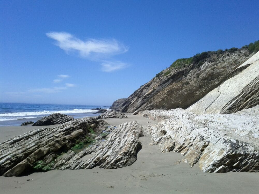 Gaviota State Park Beach, Goleta, CA - California Beaches