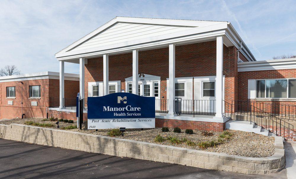 ManorCare Health Services-Cedar Rapids: 1940 1st Ave NE, Cedar Rapids, IA
