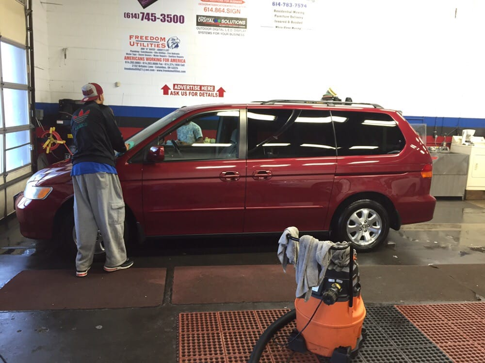 sammy s auto spa 29 photos car wash 3514 cleveland ave linden columbus oh phone. Black Bedroom Furniture Sets. Home Design Ideas