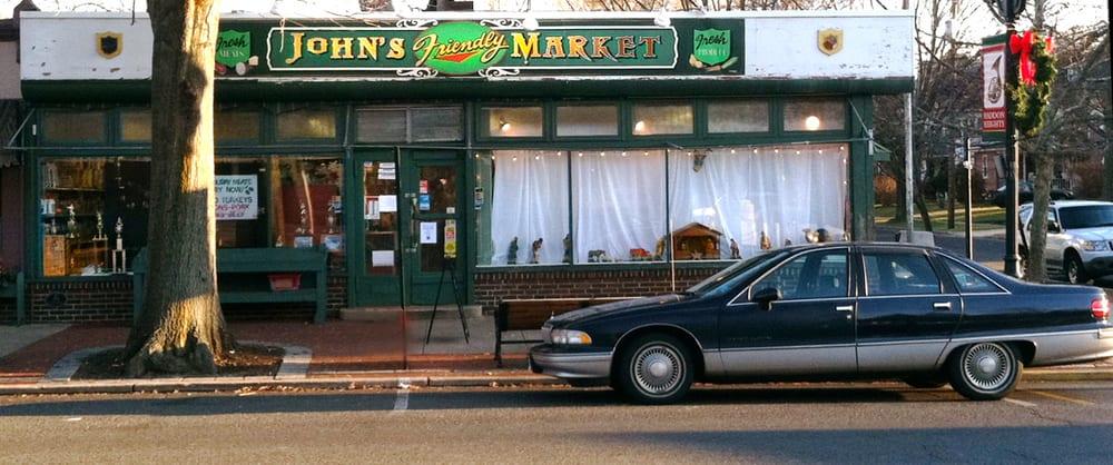 John's Friendly Market: 622 Station Ave, Haddon Heights, NJ