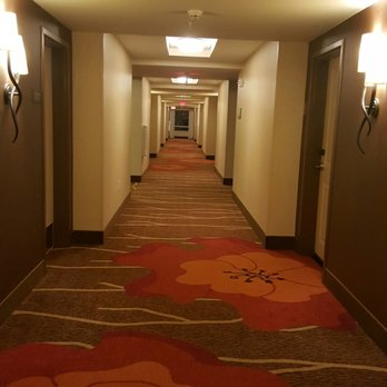 Delightful Photo Of Hilton Garden Inn   Bettendorf, IA, United States. Wide Hallways Good Looking