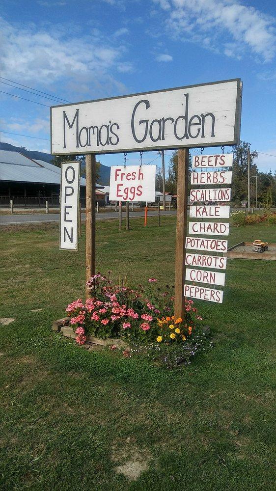 Mama's Garden: 2600 Valley Hwy, Deming, WA