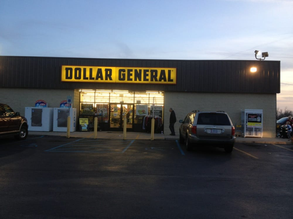 Dollar General Store 11287: 1201 E Main St, Centerville, IN