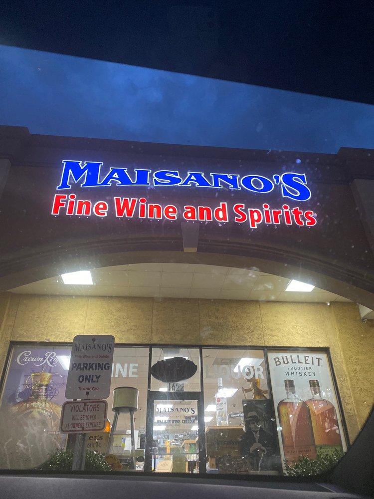Maisano's Fine Wine and Spirits: 1622 Bienville Blvd, Ocean Springs, MS