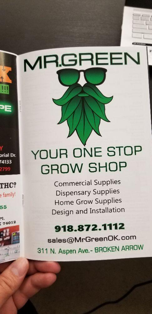 Mr Green Grow supply - Nurseries & Gardening - 311 N Aspen