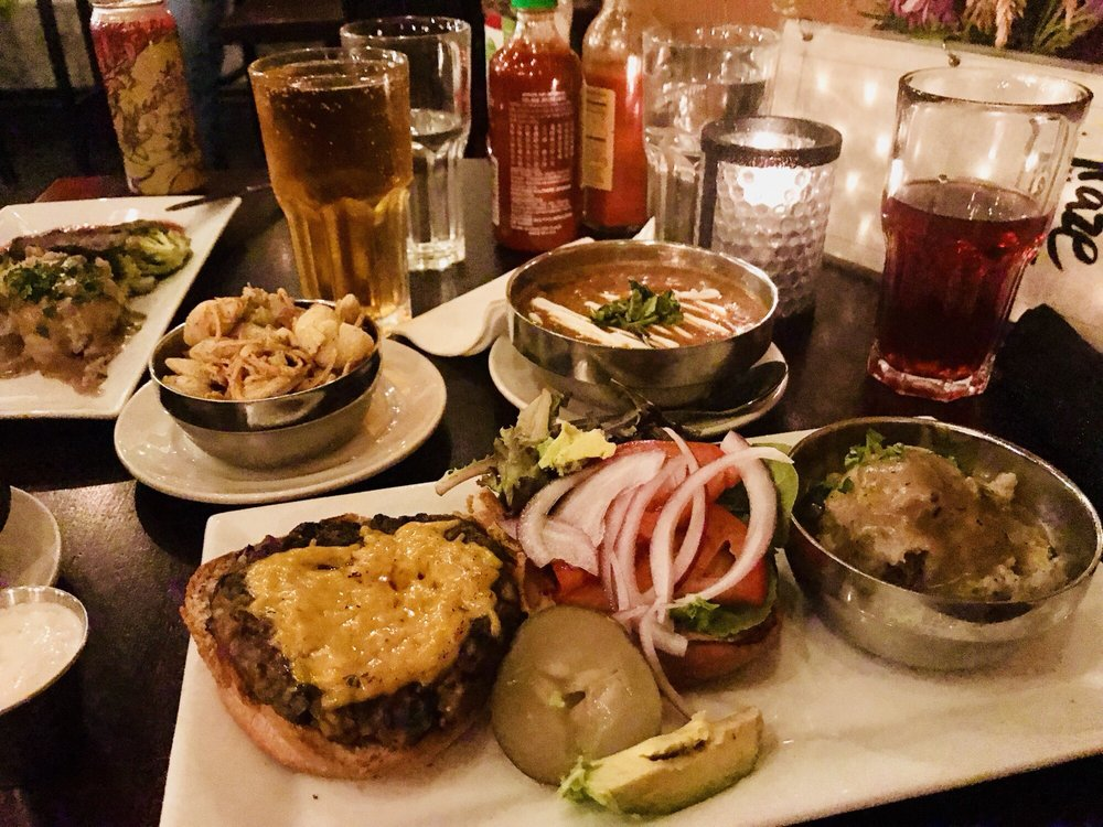 Food from Graze Nashville