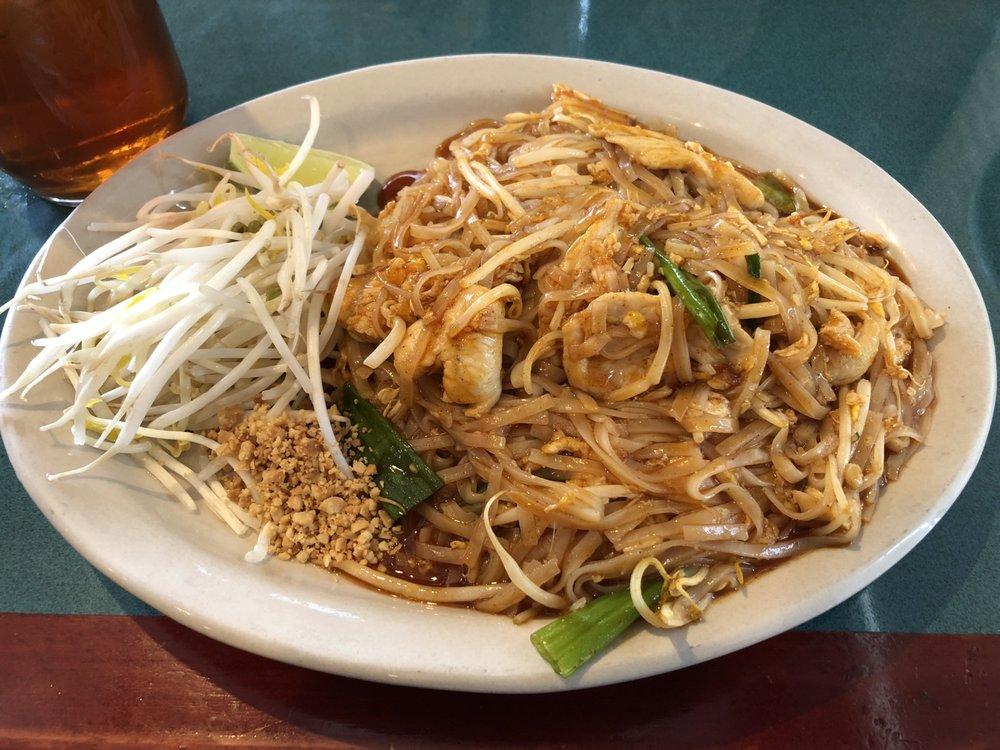 Red Orchid Thai Cuisine: 386 Hwy 155 S, McDonough, GA