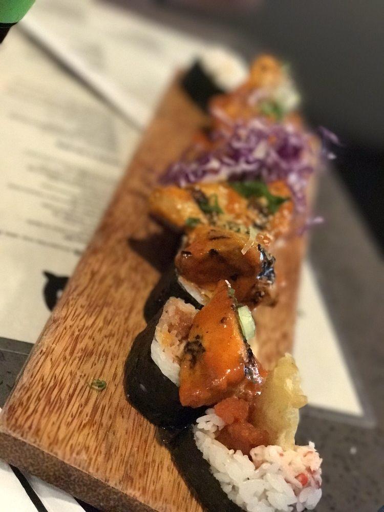 Sushi Q: 8325 Elk Grove Florin Rd, Sacramento, CA