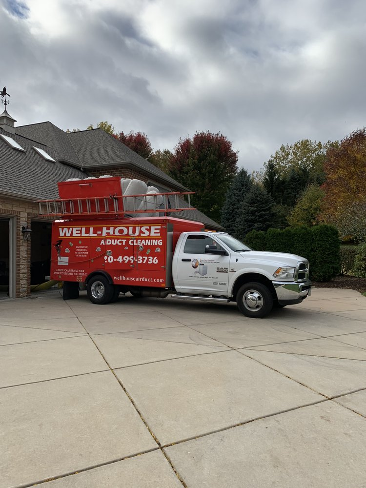 Well-House Air Duct Cleaning Co Inc: 135 Packerland Dr, Green Bay, WI