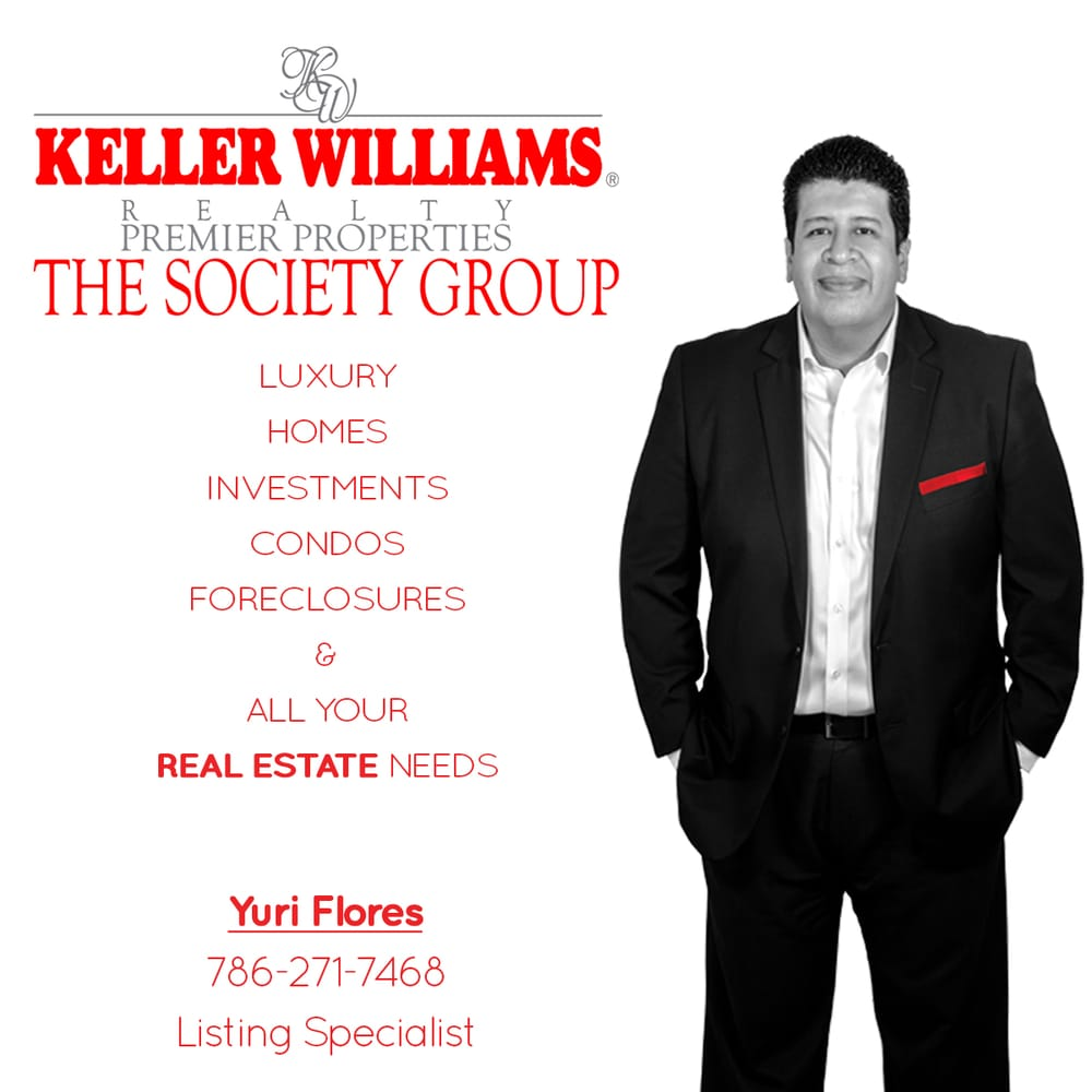 yuri flores keller williams realty real estate agents