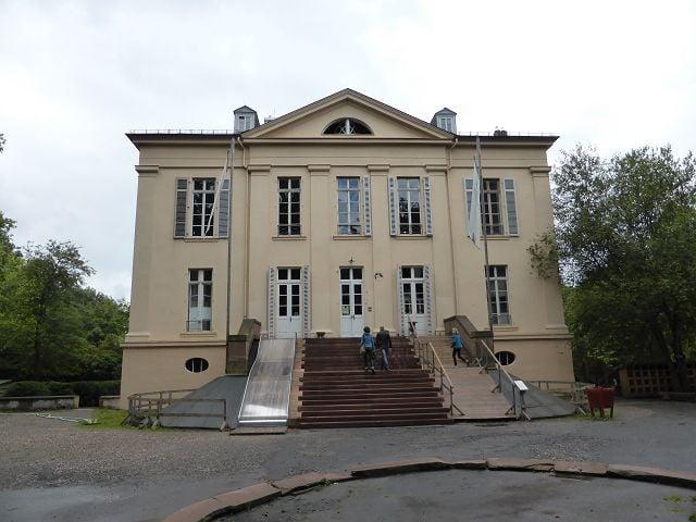 Haus der Sinne im Schloss Freudenberg Castles