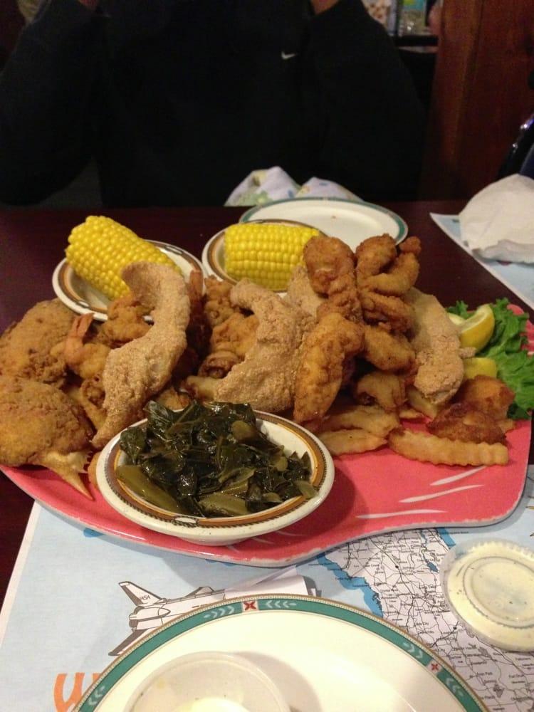 Trent S Seafood Restaurant