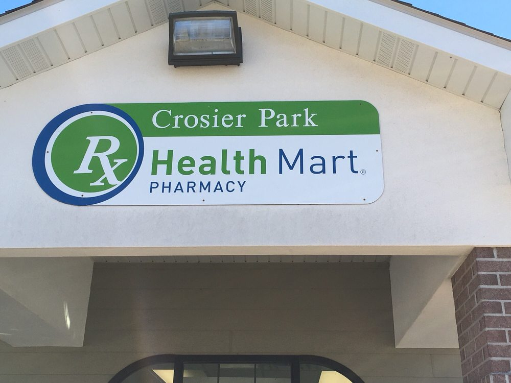 Crosier Park Pharmacy: 405 E 14th St, Hastings, NE