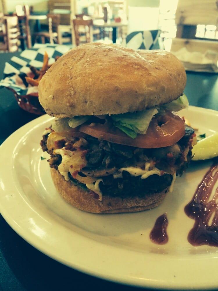Big nasty green burger yelp - Green vegetarian cuisine ...