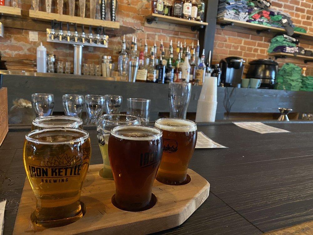 Iron Kettle Brewing: 508 N Main St, Grain Valley, MO