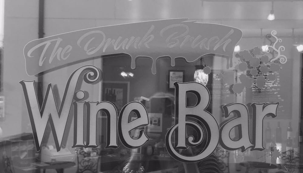 The Drunk Brush Wine Bar: 436 Main St, Quincy, CA