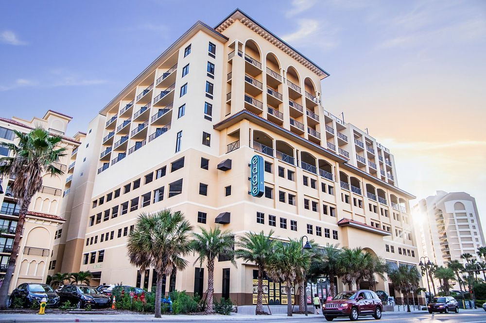 Edge Hotel: 505 S Gulfview Blvd, Clearwater Beach, FL