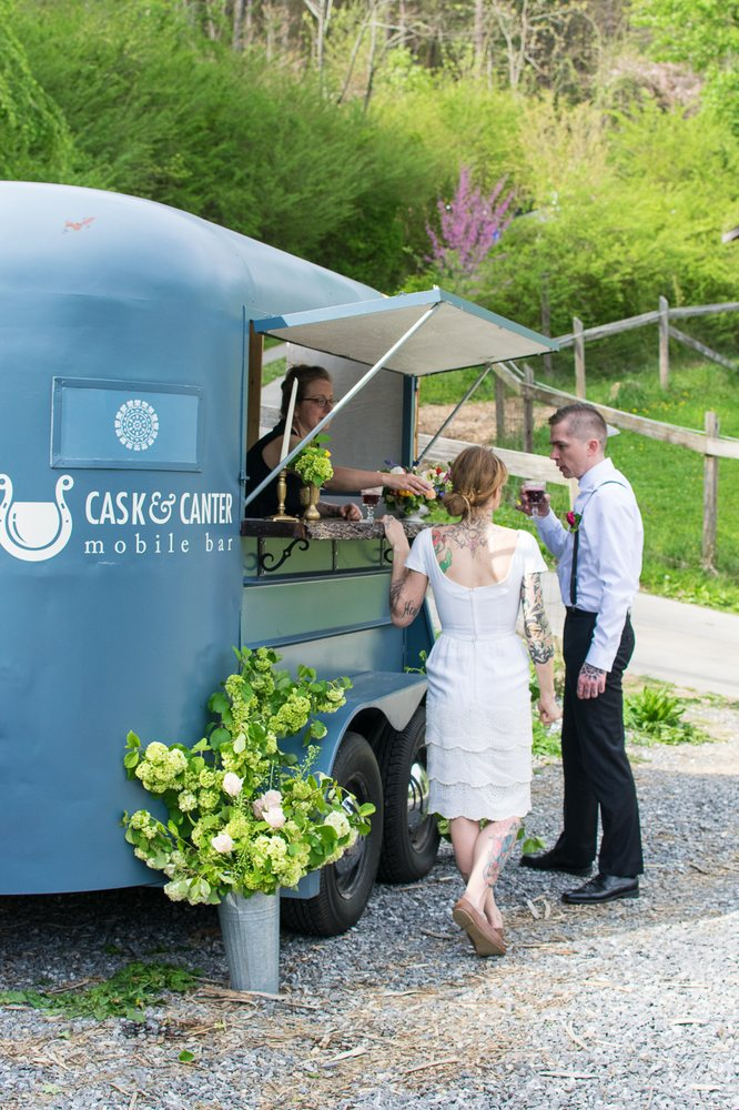 Cask and Canter Mobile Bartending: Asheville, NC