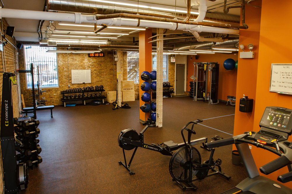 Orange Shoe Personal Fitness - Andersonville