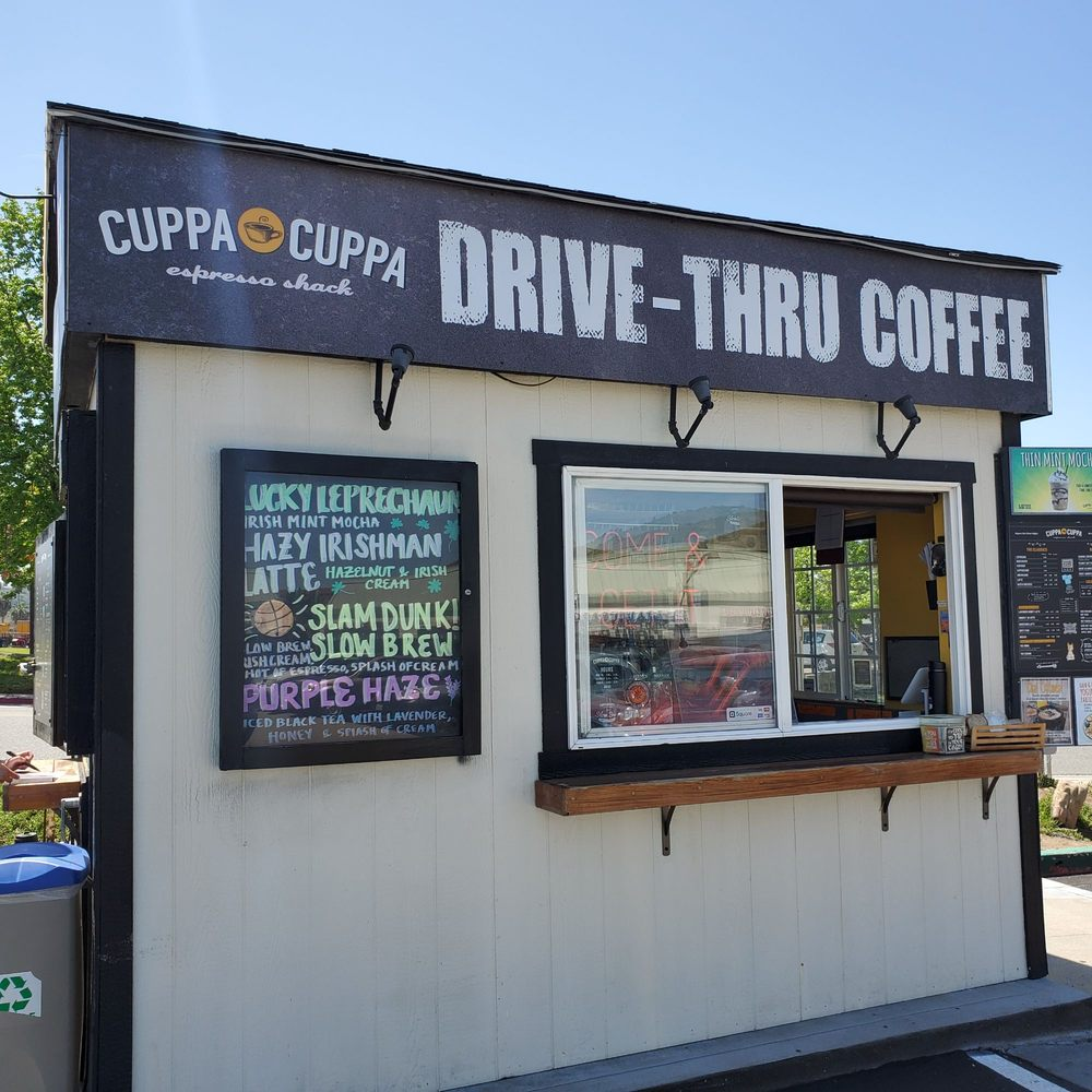 Cuppa Cuppa Drive-Thru Espresso Bar