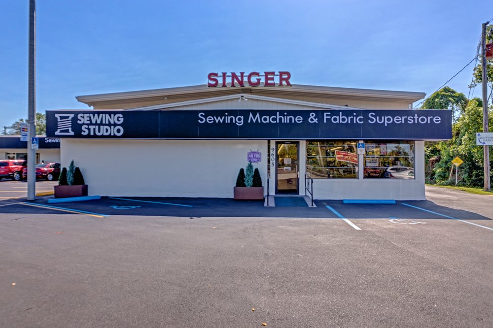 Sewing Studio Fabric Superstore: 9605 S US Hwy 17/92, Maitland, FL