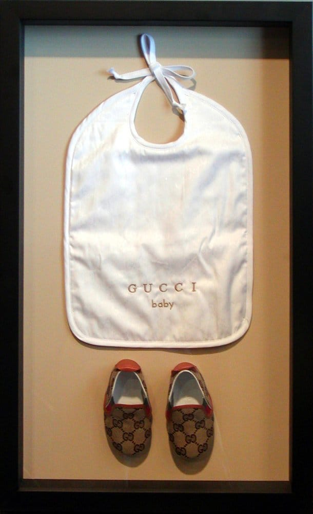 Gucci, Gucci, Goo--frame for designer baby shoes! - Yelp