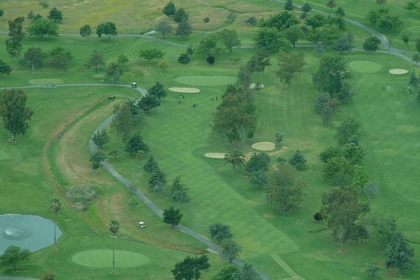 Table Mountain Golf Course: 2700 Oro Dam Blvd W, Oroville, CA