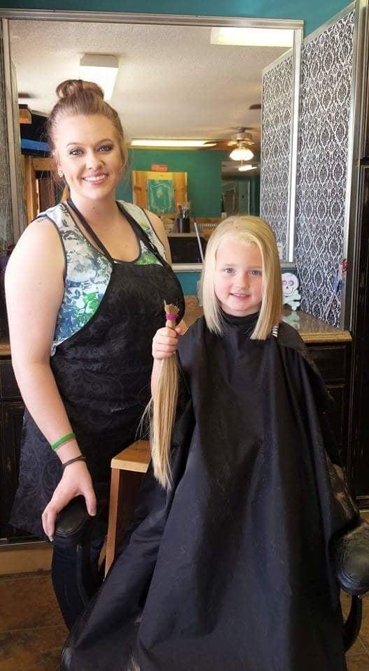 Relentless Salon & Spa: 104 E 7th St, Hugoton, KS