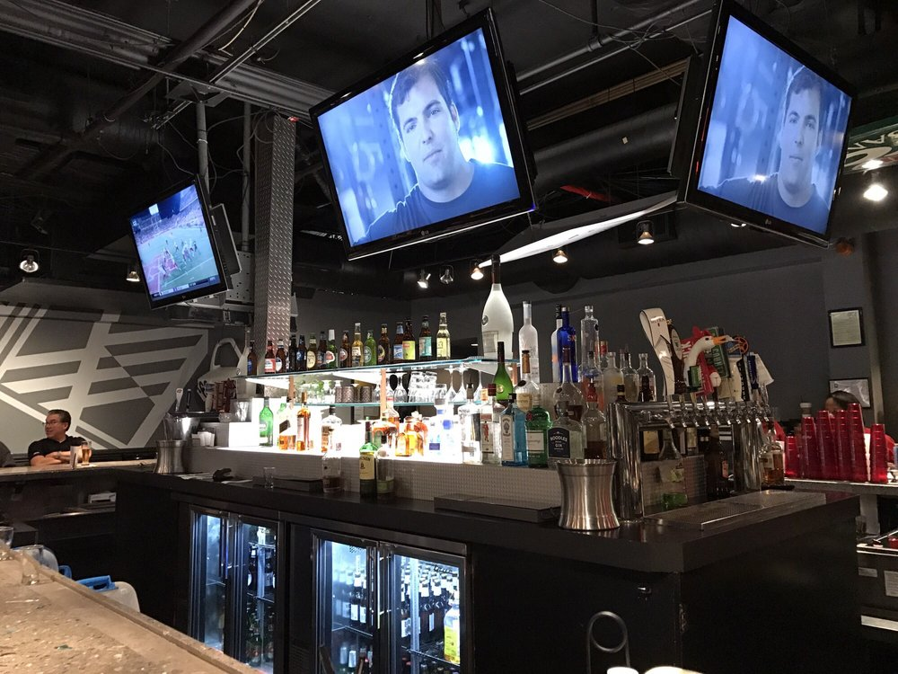 Contact information, map and directions, contact form, opening hours, services, ratings, photos, videos and announcements from The finishline sports bar, Sports bar.