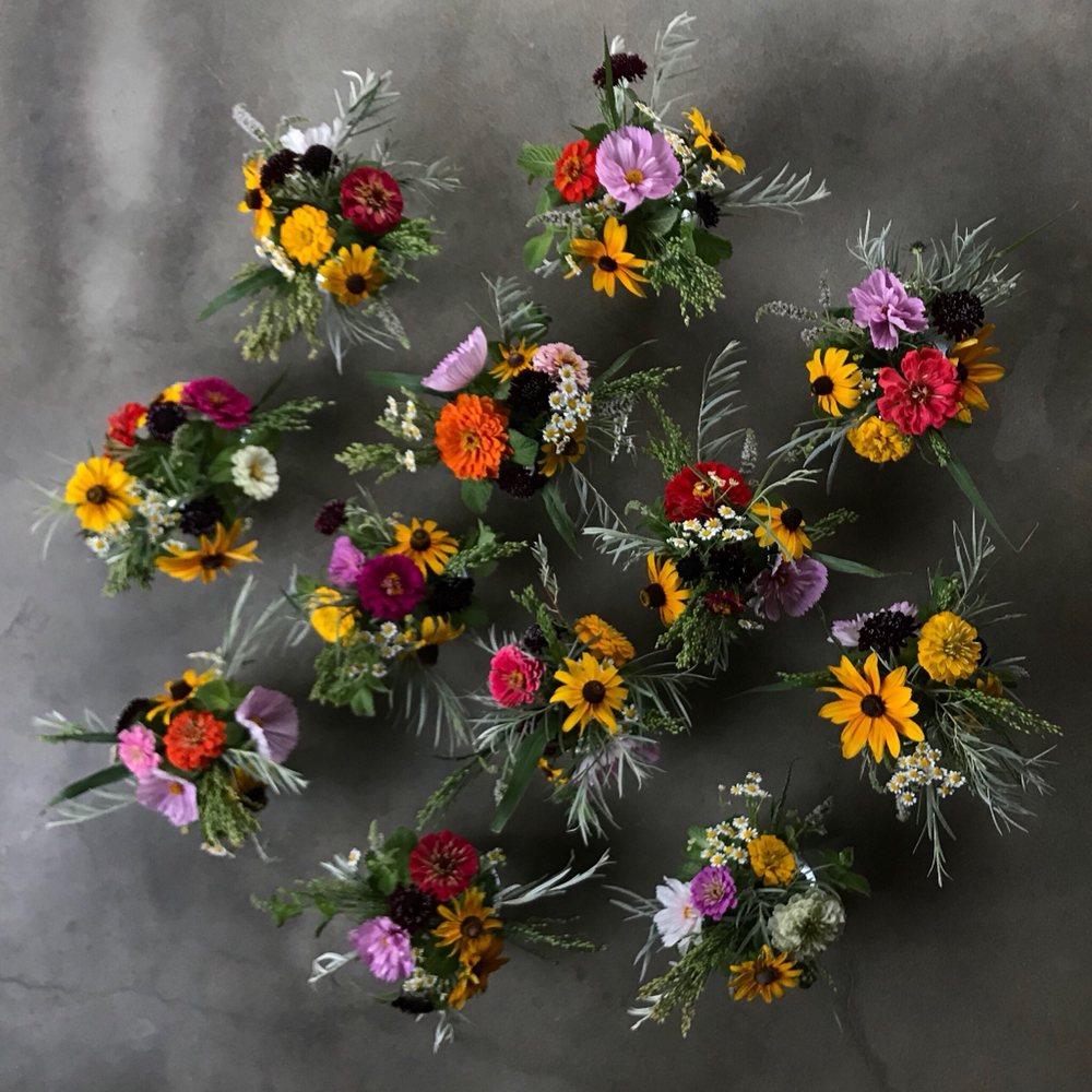 Bagel's Florals