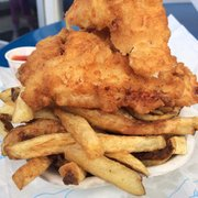 Spud fish chips 60 photos 191 reviews seafood for Spuds fish and chips