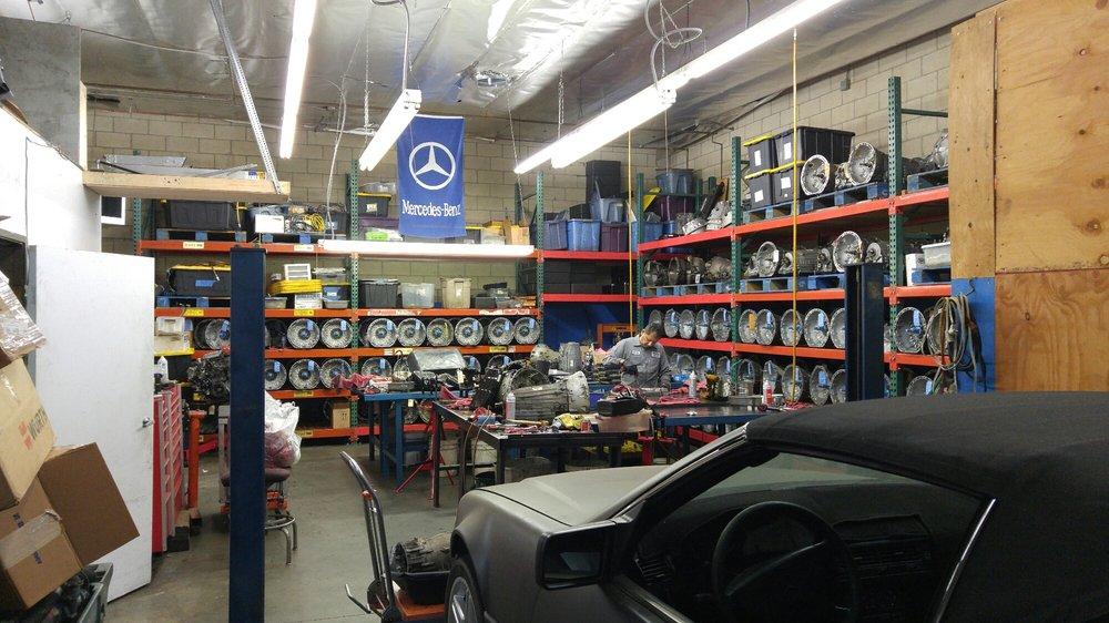 Mercedes Benz Transmissions - 18 Reviews - Transmission Repair - 337