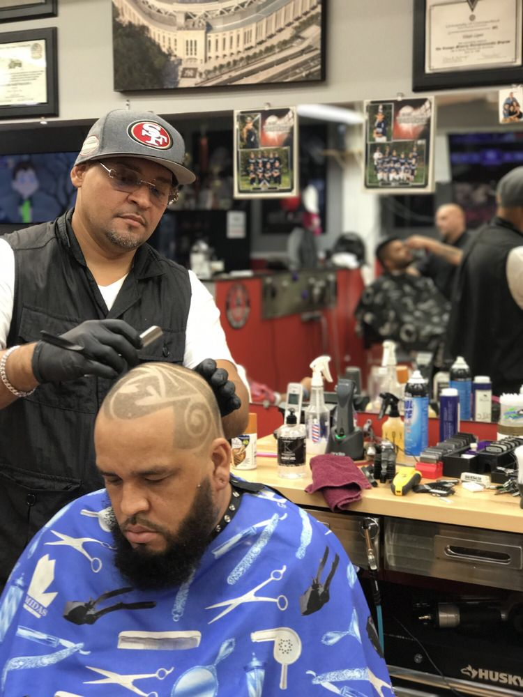 Elexio's Barber Shop: 918 Main St, East Hartford, CT