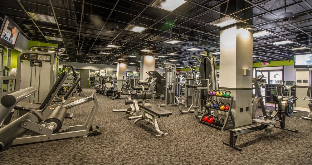 FUEL Center of Fitness: 701 Metairie Rd, Metairie, LA