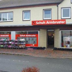 Schuh Armbruster Shoe Stores Kirchenstr. 2, Büsum