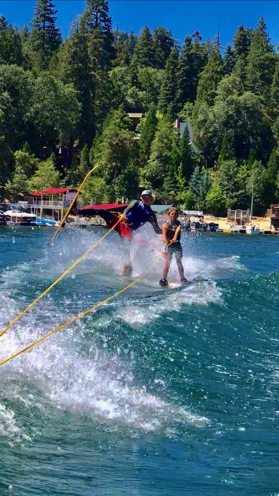 McKenzie's Water Ski School: 28200 Highway 189, Lake Arrowhead, CA