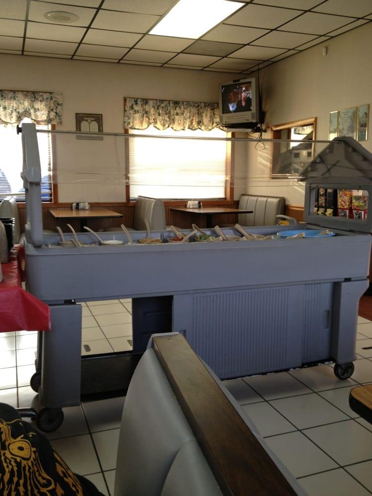 Firehouse Pizza Huntsville: 286 E Monticello Pike, Huntsville, TN