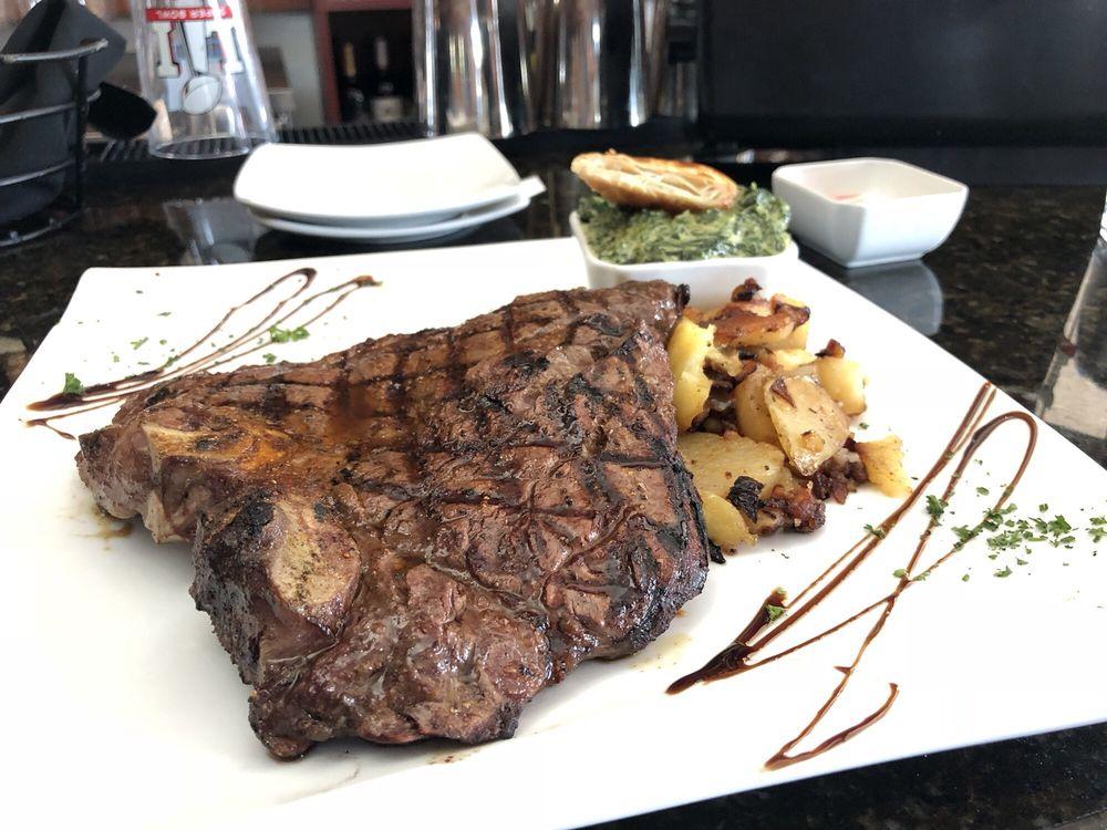 Jack Niemann's Black Forest Steak House: 638 Peace Portal Dr, Blaine, WA