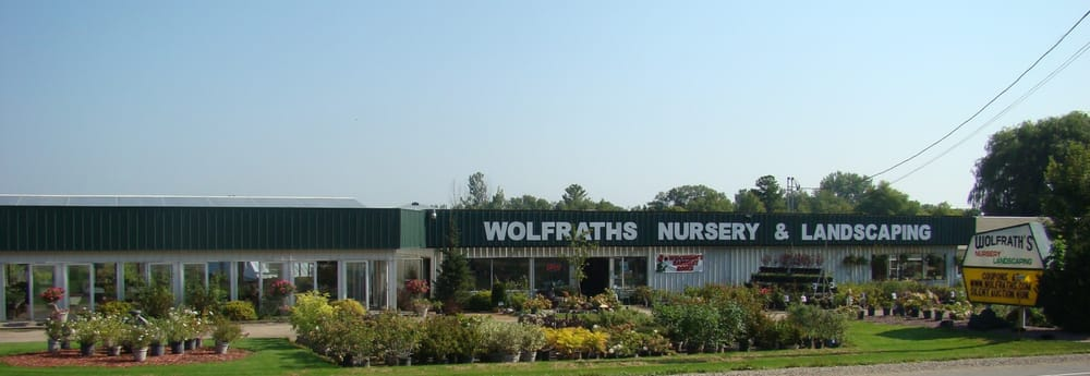 Wolfrath's Nursery & Landscaping: N2998 State Hwy 15, Hortonville, WI