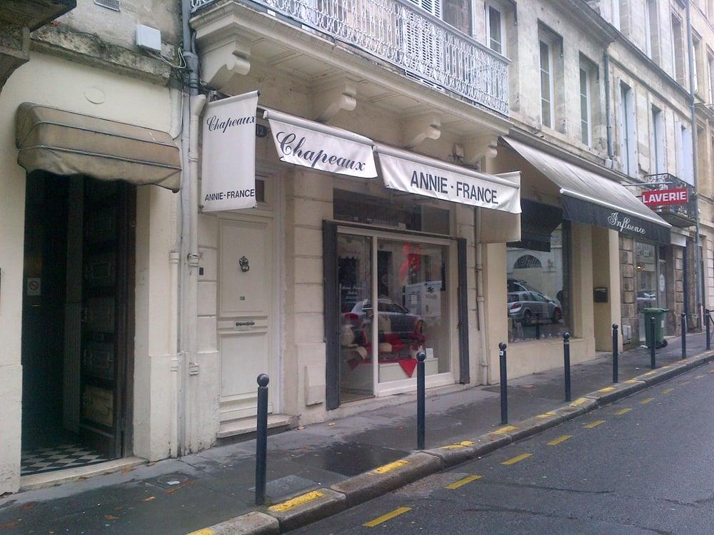 Annie france 12 rue lafaurie de monbadon bordeaux for Hotel rue lafaurie monbadon bordeaux