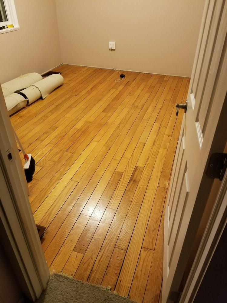 Kuhn Floor Sanding & Finishing: 2140 S Bridge Rd, Washington, PA